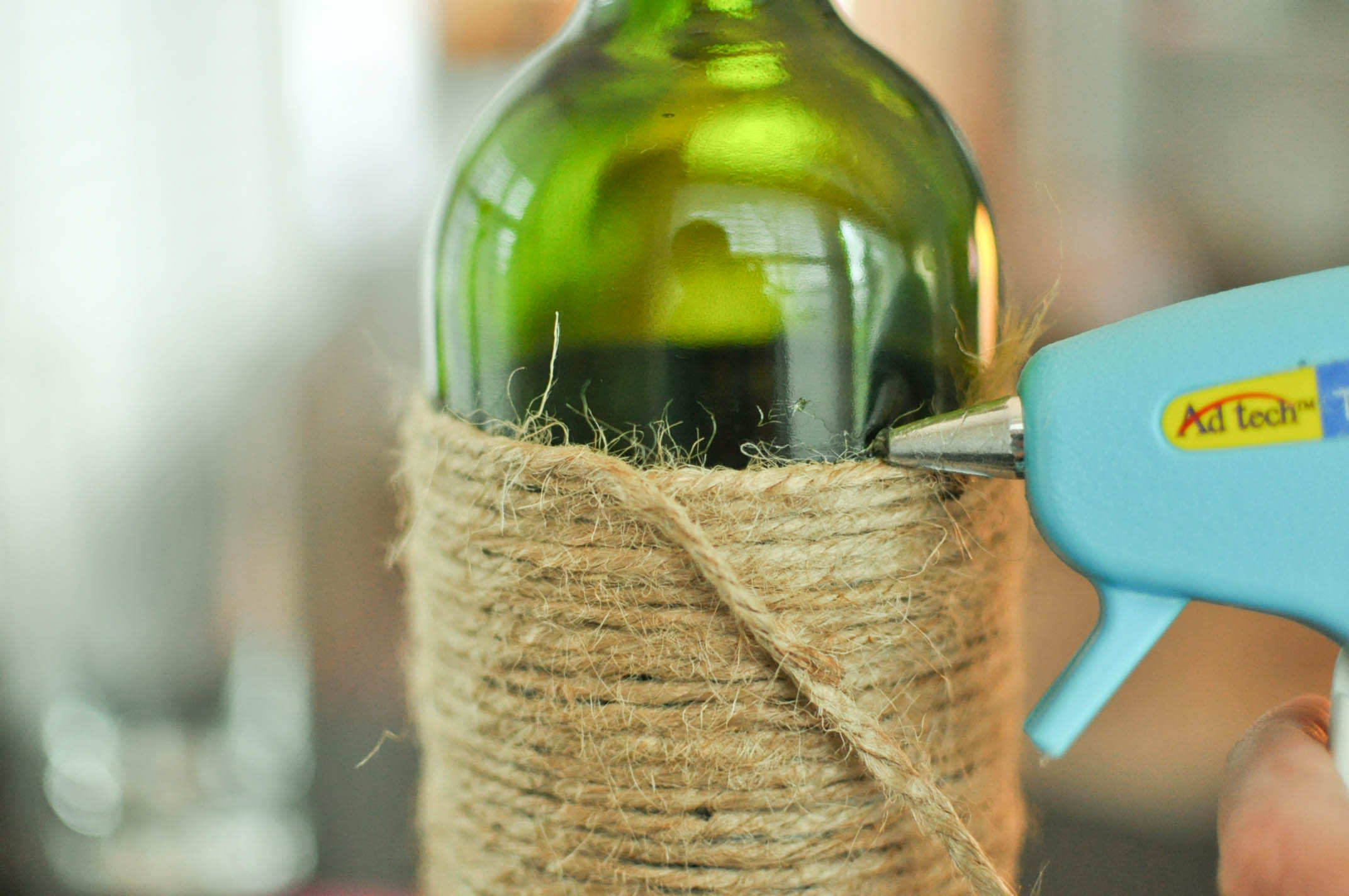 what to do with old wine bottles natty nook